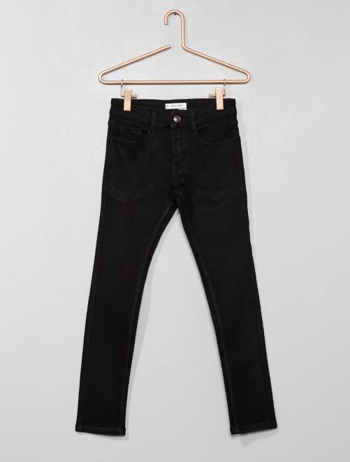 Jean skinny                                         noir Garçon