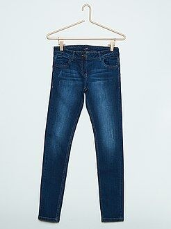 Fille 10-18 ans Jean skinny push-up