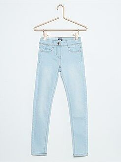 Fille 3-12 ans Jean skinny stretch