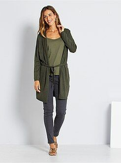 Jean skinny - Jean skinny taille haute longueur US 30 - Kiabi