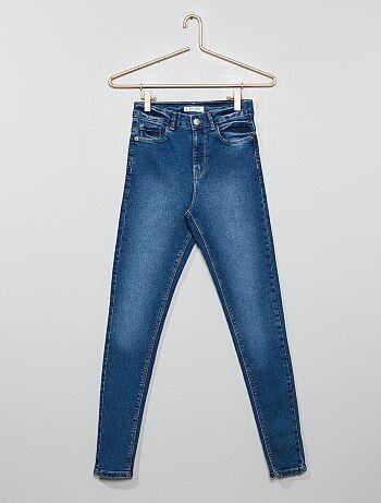 e8a3569348df Jeans filles - pantalon Vêtements fille