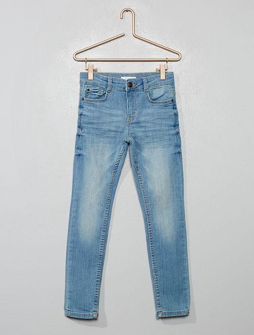 Jean skinny                                                                             triple stone