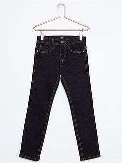 Jean slim coton 5 poches