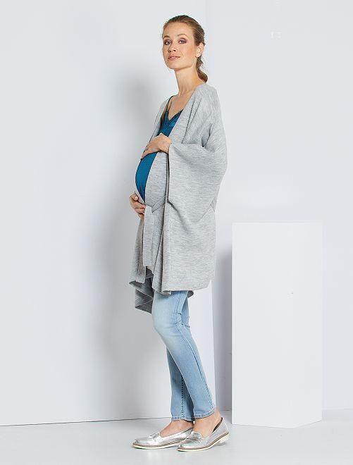 Jean slim de maternité                                                     triple stone