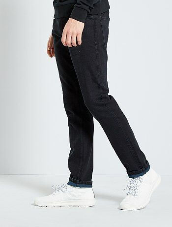 Jean slim en coton stretch - Kiabi