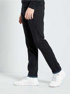 Garçon 10-18 ans Jean slim en coton stretch
