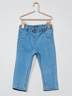 Jean - Jean slim en denim stretch