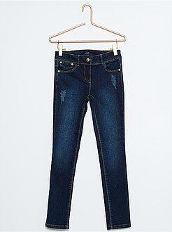 Denim - Jean slim fit 5 poches