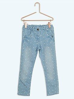 Fille 18 mois - 5 ans Jean slim fit denim stretch