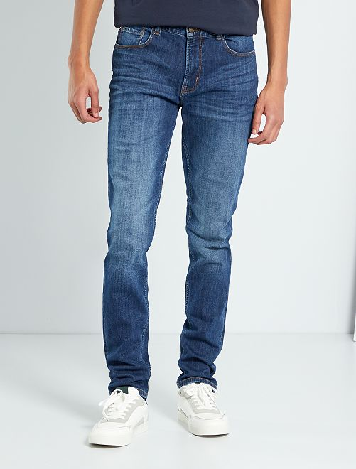 Jean slim L36 +1m90                                                     brut