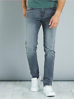 Jean slim - Jean slim stretch
