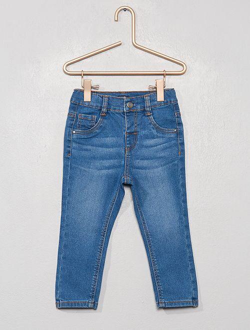 Jean slim stretch                             bleu