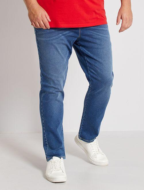 Jean slim stretch                                                     stone