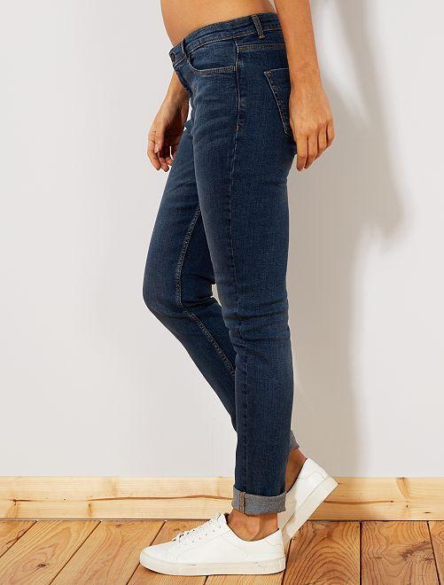 Kiabi Femme Taille Haute Stone Slim Super Us32 Longueur Jean aqz8n1w