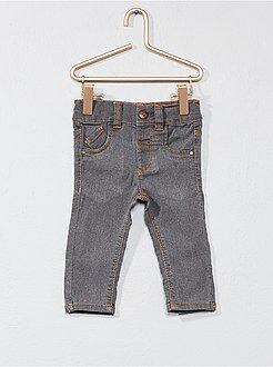 Garçon 0-36 mois - Jean slim taille ajustable - Kiabi