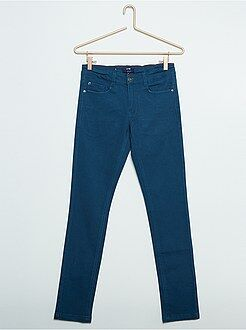 Jean stretch skinny 5 poches - Kiabi