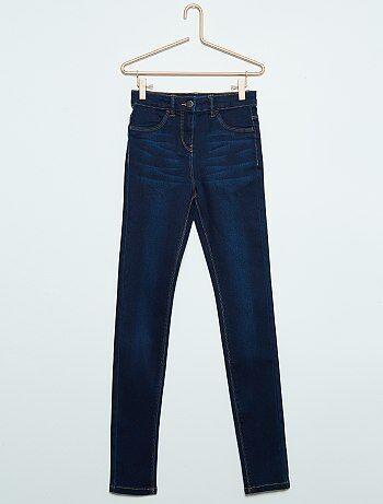 Jean super skinny taille haute - Kiabi