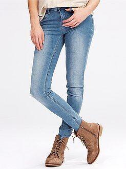 Femme du 34 au 52 Jean super skinny taille standard