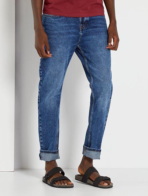 Jean tapered L30                             blue