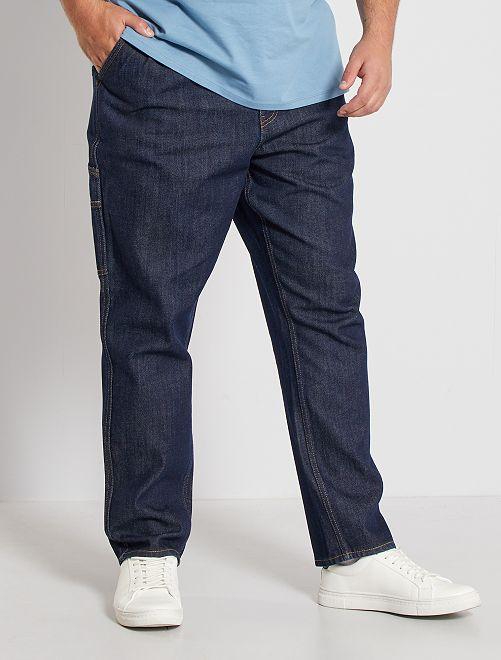Jean workwear éco-conçu                             brut
