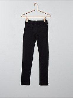 Pantalon - Jegging en molleton