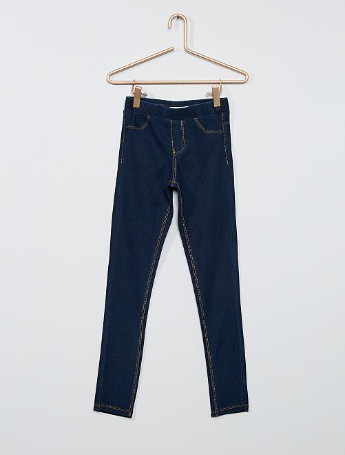 Jegging stretch                                                                              denim brut
