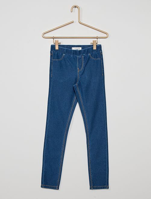 Jegging stretch                                                                  denim