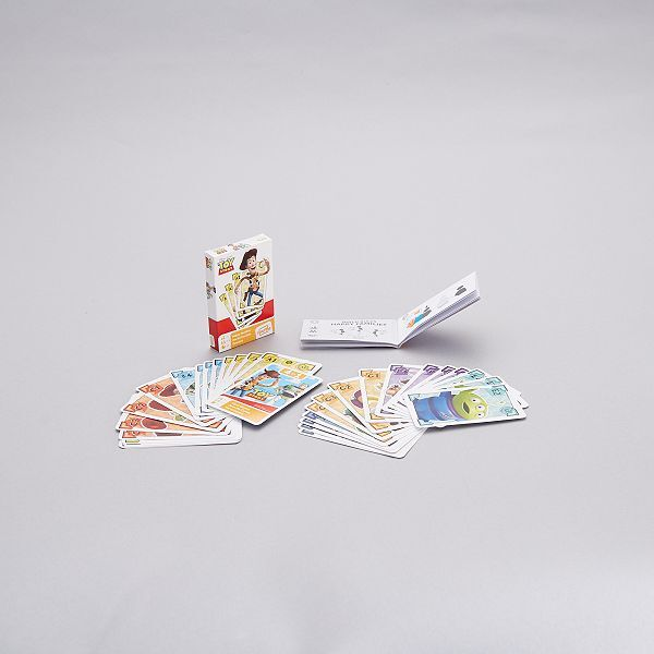 Carte Accord Kiabi.Jeu De Carte 4 En 1 Toy Story Garcon Blanc Kiabi 5 00