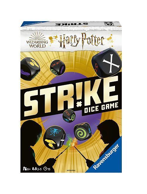 Jeu de dés 'Strike Harry Potter' Ravensburger                             multicolore