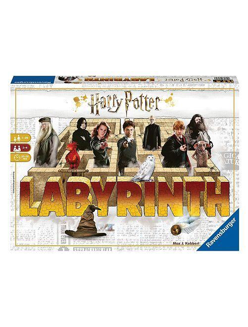 Jeu 'Labyrinthe Harry Potter' Ravensburger                             multicolore