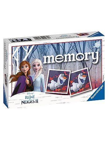 Jeu 'Memory' 'La Reine des Neiges 2'