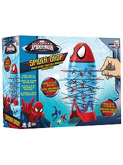 Jeu 'Spider Drop'