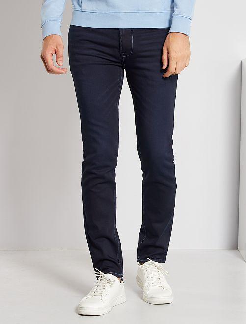 Jogg jean slim                                                                                                     blue black