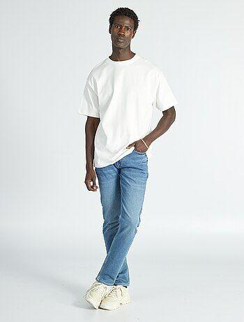 Homme du S au XXL - Jogg jean slim stretch - Kiabi