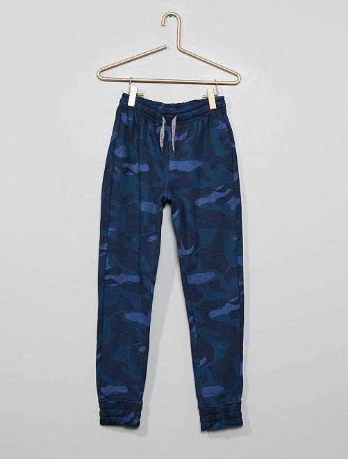 Jogging camouflage                                         bleu Garçon