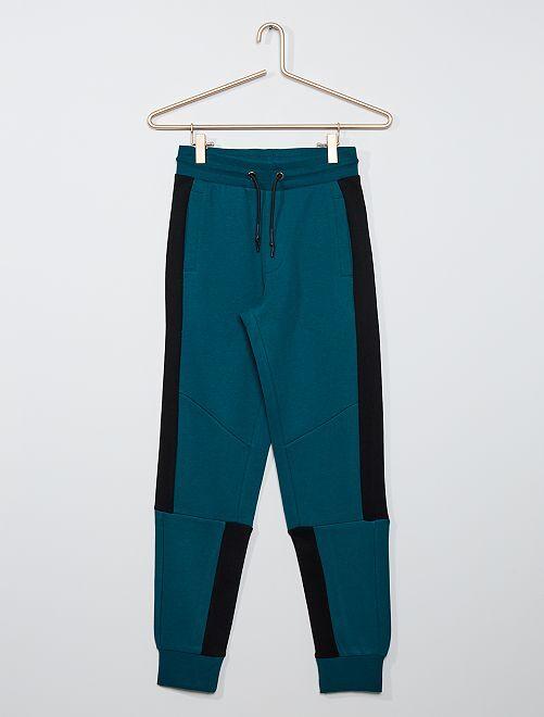Jogging éco-conçu                                                                 vert profond/noir