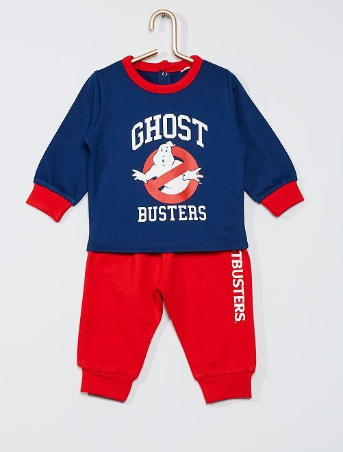 Jogging 'Ghostbusters'                             gris/rouge