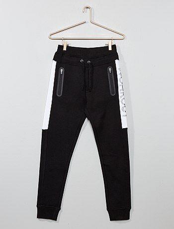 a19c8fa9b87fb Jogging poches zippées - Kiabi