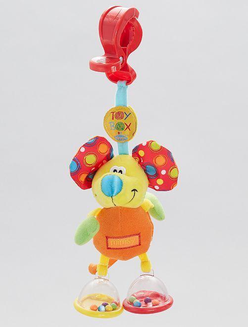 Jouet d'activité à accrocher                             multicolore