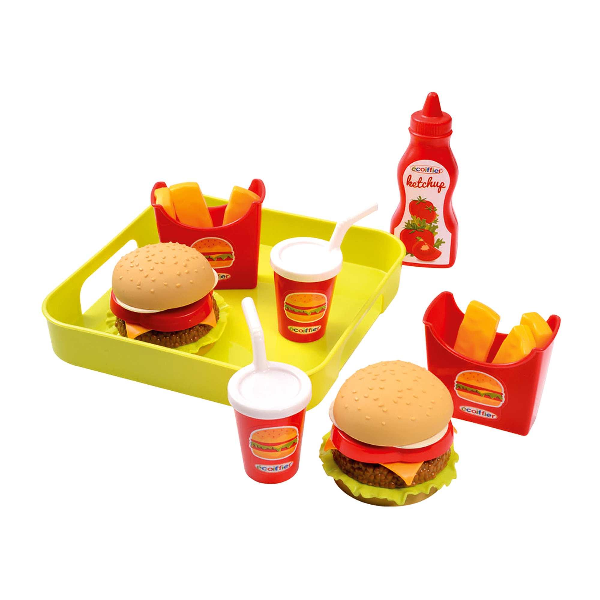 07295ca915 Jouet dînette fast-food Fille - multicolore - Kiabi - 9,00€