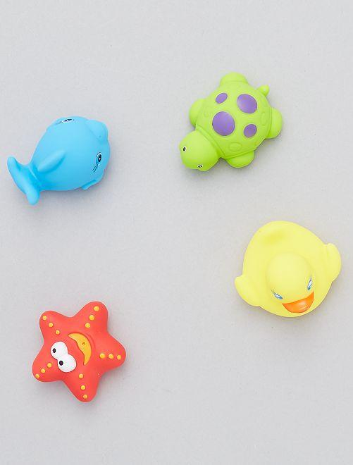 Jouets de bain 'Squeek'                             multicolore