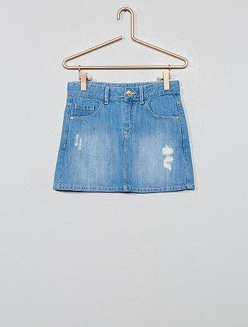 16ecccb35ba6f Soldes jupe fille - jupe imprimée, jupe short - mode Vêtements fille ...