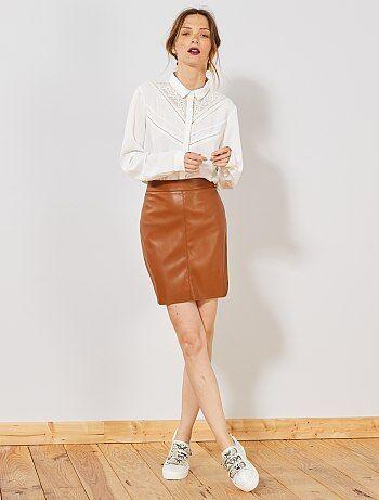 aeef963839 Soldes nouveautés femme : vêtements et chaussures mode à petits prix ...
