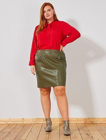 0f089038ecf0d7 Jupe femme, collection de jupes courtes & longues pas cher Vêtements ...