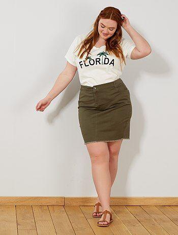 65c7a05145c9b1 Jupe femme, collection de jupes courtes & longues pas cher Vêtements ...