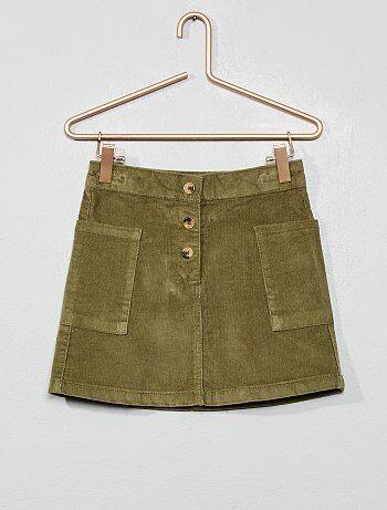 ebac77f101f985 Jupe fille - jupe imprimée, jupe short - mode Vêtements fille   Kiabi