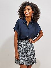 Jupe courte Vêtements femme | taille 36 | Kiabi