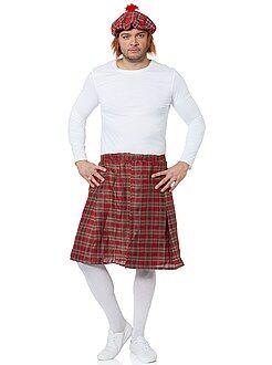 Homme Kilt écossais