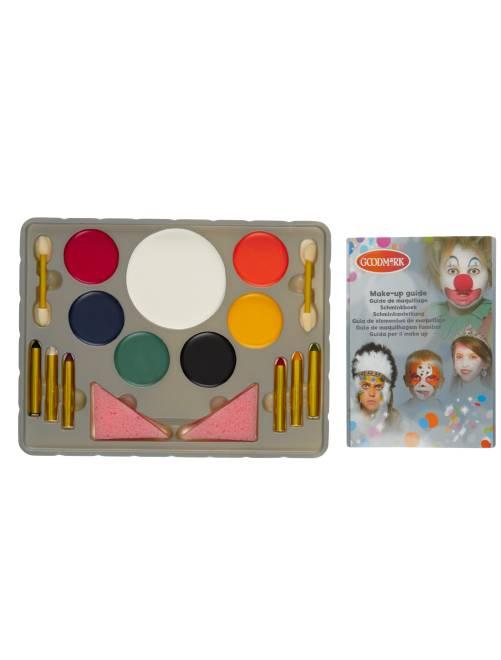 Kit de maquillage + guide                             multicolore Accessoires