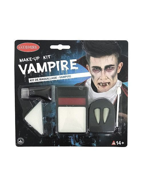 Kit de maquillage vampire                             blanc